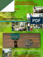 Proyecto Ambiental Escolar - Ecohuerta Fruky-Verdura Susanita