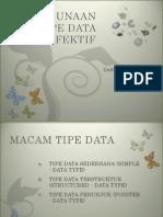 Type Data