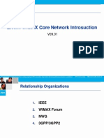 ZXWN WiMAX Core Network Introduction V09.01
