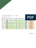 浜田FC星取表
