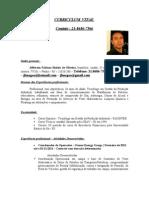 Curriculum Vitae - Jefferson Oliveira Completo II