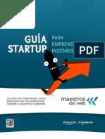 Guia Startup - Maestros Del Web
