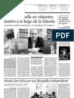 Jesús Ávila (Editorial Círculo Rojo) en Diario de Jaén