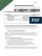 Unit 4 - Disaster Management