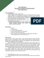 Otak Dan Kelumpuhan 2012 (Dr. Taufiq Pasiak)