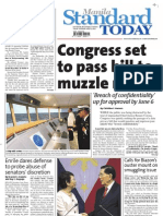 Manila Standard Today - May 31, 2012 Issue