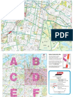 Cycling Map Section D