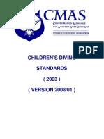001702-1-Children Diving Standards v 2008 01 A