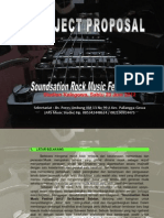 Proposal (Soundsation Rock Festival 2012)