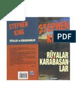 Stephen King - Ruyalar Ve Karabasanlar