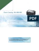 Ml 1660 Parts Catalog