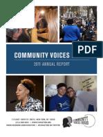 Cvh 2011 Annual Report