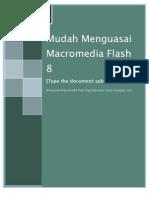 Mudah Menguasai Macromedia Flash 8