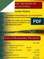 Periodic Method