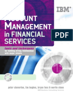 Key Account Management in the Financial Services Industry _ Tools and Techniques for Building Strong - Brian