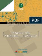 Innovación y desarrollo económico de España(Es)/ Innovation and economic development in Spain(Spanish)/ Espainiako berrikuntza eta garapen ekonomikoa(Es)