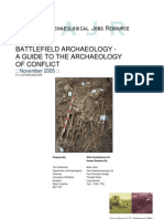 Archaeology of Conflict