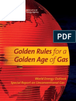 Golden Rules for a Golden Age of Gas