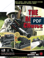 Laser Devices 2006 Product Catalog