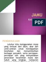Jamu KLP VI