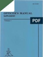 Starfleet I Officers Manual Supplement