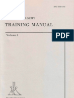 Starfleet I Training Manual