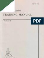 Starfleet I Training Manual