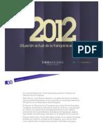 Informe de Situación de la Franquicia 2012