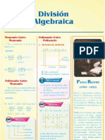 Guía 5 -  Divison Algebraica