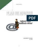 Plan de Afaceri Portaluri Turistice