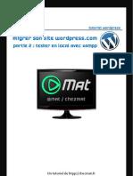 Tester Wordpress en Local Avec XAMPP