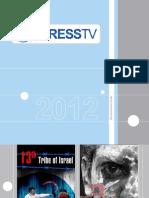 BBC Catalogue 2012