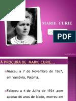 Cientista Marie Currie1