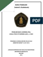 Students Guidebook LEN Edit by Fathoni Fix 2012