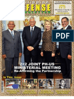 DND-OPA - Philippine Defense Newsletter - 007 - April 2012 Issue