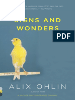 Signs and Wonders by Alix Ohlin (Excerpt)