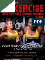 Part 11 the Exercise Description Guide