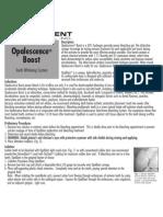 Opal Boost