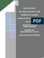 MULTINÚCLEO INTEL Y AMD