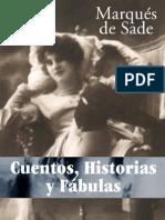 Sade - Cuentos e Historias y Fabulas