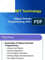 T4 - Object Oriented Programming With C 2.0