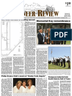 Pioneer Review, May 31, 2012