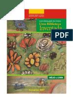 Livro Brinquedo de Artista Uma Biblioteca Inventada