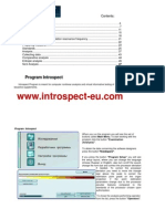 Introspect-11 Manual English