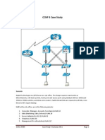 CCNP Switching Case Study 3
