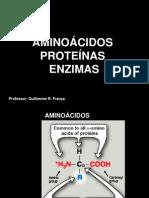 aa, ptns, enzimas