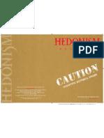 hedonismresorts brochure