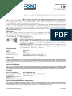 WeldOn_PB719 ASTM