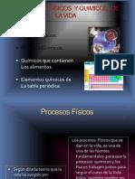 Procesos Fisicos y Quimicos De