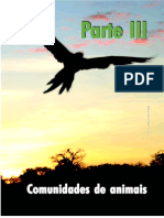 Artigo Aves do Cerrado -Parte III - Capítulo XII